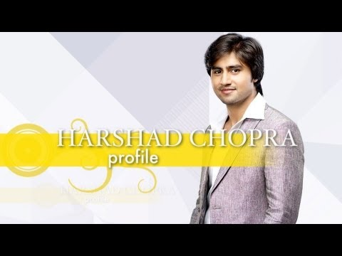 Harshad chopra profile