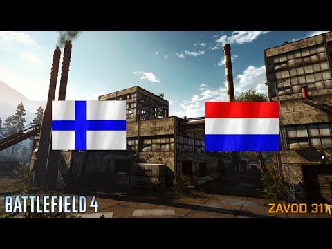 BF4 | WNT V Grand Finals | Team Finland vs Team Netherlands