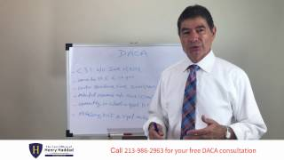 DACA Requirements and Renewal - Immigration Lawyer Los Angeles