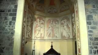 4 Le chiese romaniche di Ossuccio - l'Isola Comacina