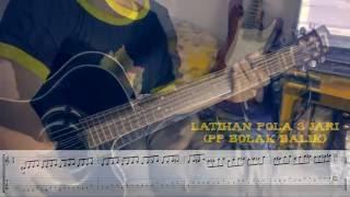 Belajar Gitar #2B Senam Jari Tangan Kanan