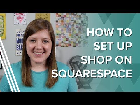 How to Add a Digital Product in Squarespace