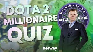 WHO WANTS TO BE A DOTA 2 MILLIONAIRE?? ppd & universe