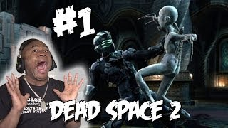 ►►RUN LIKE A BI@!%!! - Dead Space 2 - Lets Play Part 1(Gameplay & Commentary)