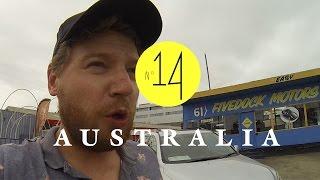 Meine Oma hat immer gesagt: Auto fängt mit AU an... AUSTRALIEN - LESS WORK / MORE TRAVEL