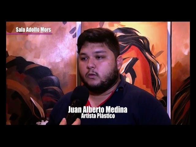 Muestra de Juan Medina
