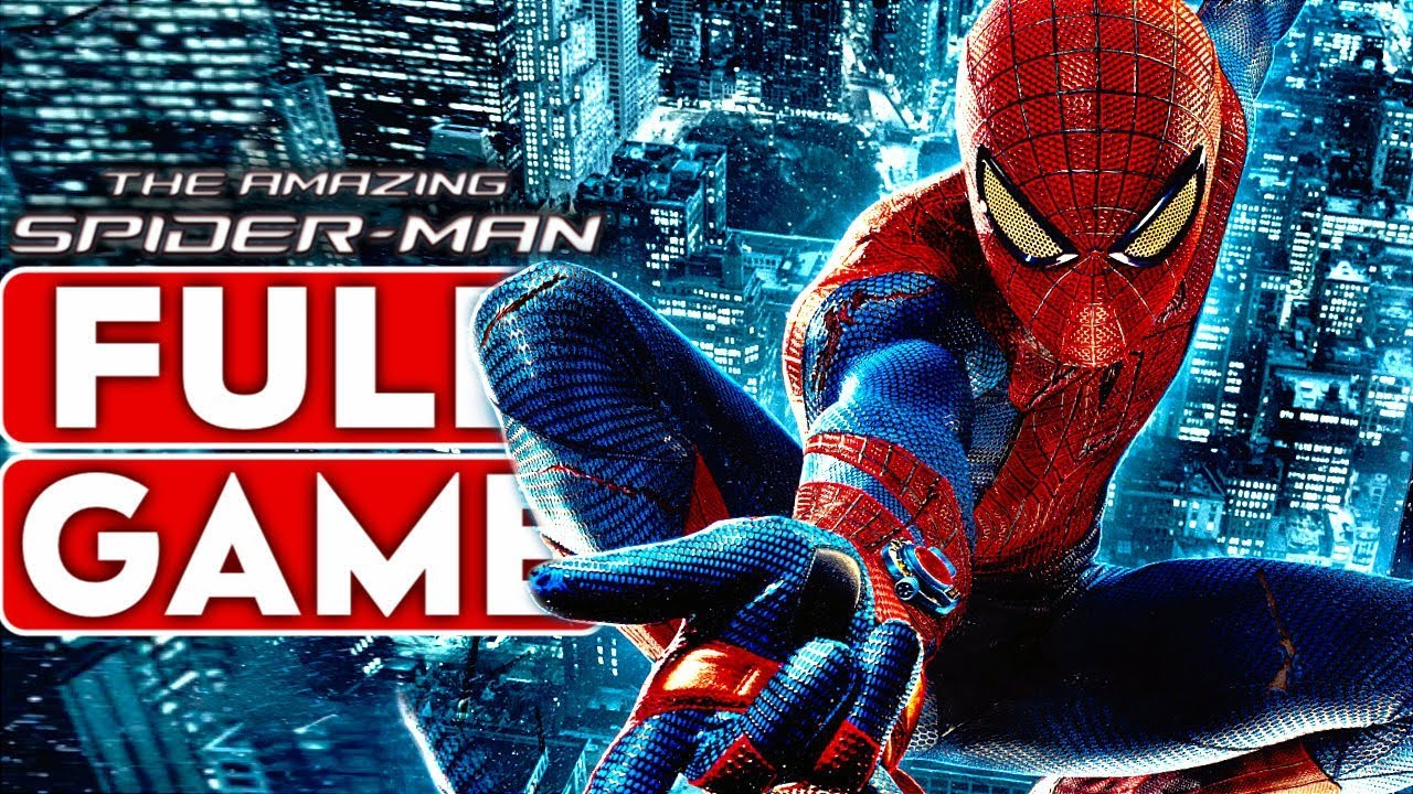 THE AMAZING SPIDER-MAN Gameplay Walkthrough Part 1 FULL GAME [1080p HD 60FPS PC] – No Commentary