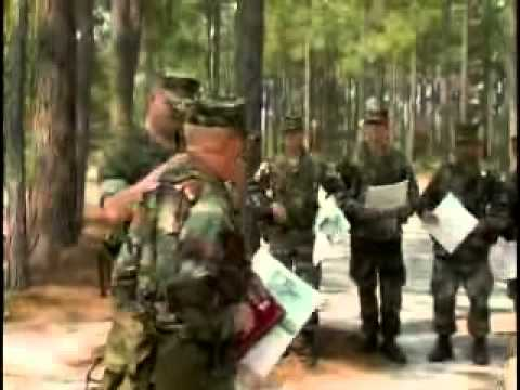 U.S. Army - Ft. Bragg (2006) (historical video)