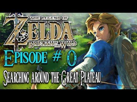 THE BIGGEST ZELDA GAME EVER CREATED! - [The Legend of Zelda Breath of The Wild Episode #0]