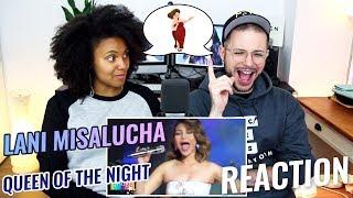 Lani Misalucha - Queen Of The Night | Shangri-La Plaza | REACTION