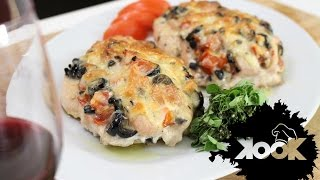 Easy Mediterranean Chicken Breast Recipe