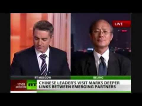 China Says Either WW3 Or New World Order Video