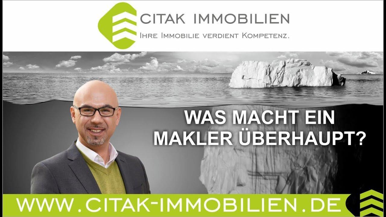 Citak Immobilien was macht ein makler überhaupt eisberg modell citak immobilien