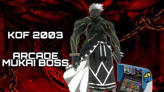 [TAS] KOF 2003 Arcade - Mukai Boss