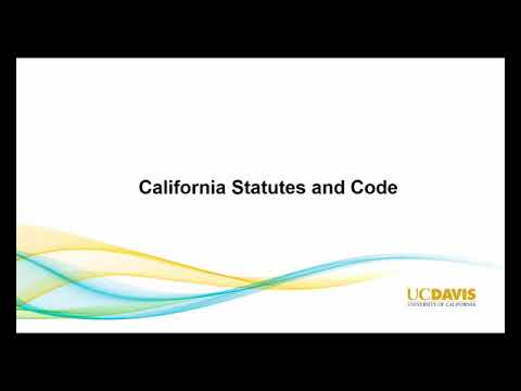 Basics of Legal Citations - Introduction to Legal Citation
