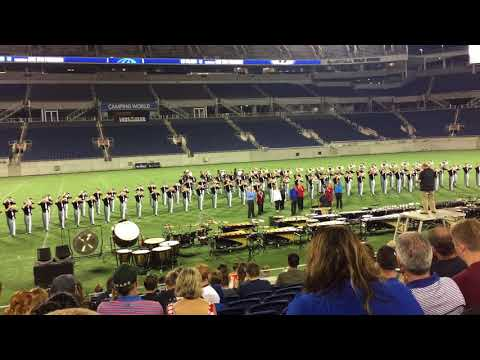 """Liberty Voices with Carolina Crown performing """"Battle Hymn of the Republic"""""""