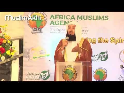 How To Be A Successful Person   Mufti Menk