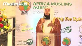 How To Be A Successful Person | Mufti Menk