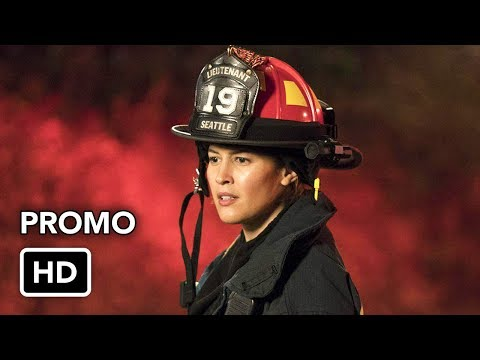 "Station 19 (ABC) ""Won't Back Down"" Promo HD - Grey's Anatomy Firefighter Spinoff"