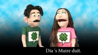 Video Irish Lesson #1 - Introductions download MP3, 3GP, MP4, WEBM, AVI, FLV April 2018