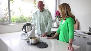 Stirring with Thermomix ® TM6