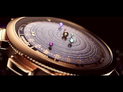 Oggetti Fantastici  0 Orologio Planetario Van Cleef & Arpels
