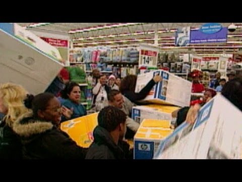 Walmart Black Friday Shopping 2012: Walmart Employees Threaten Strike