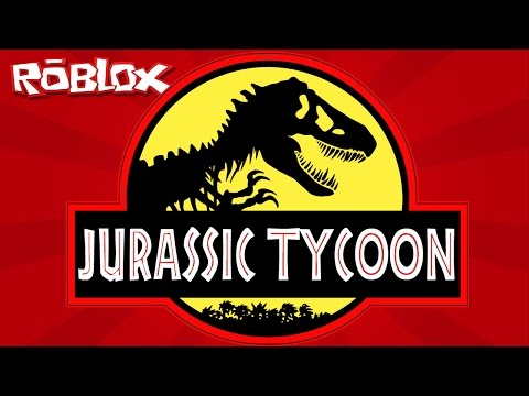 O LABORATÓRIO DE DINOSSAUROS! – Roblox (Jurassic Tycoon)
