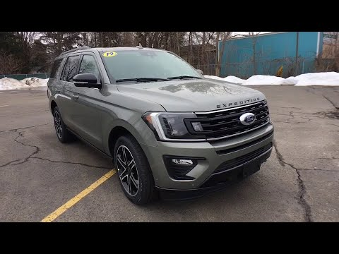 2019 Ford Expedition Sayre, Towanda, Owego, Elmira, Tunkhannock, PA FT3382