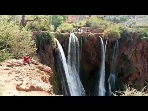 The beauty of the State of Morocco in nature picturesque