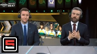 2018 NA LCS Day 2 Summer Split Highlights | Esports | ESPN
