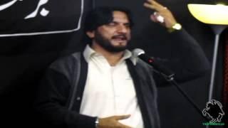 Zakir Iqbal Shah Bajar - Shahadat Majlis Bibi Zainab (s.a.) - APIZ Birmingham (UK) - 6th June 2012