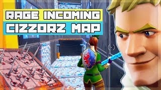 "PARKOUR m'emmène à THE RAGEN (Cizzorz Map) 🔥 NEW SKIN in the SHOP!""Fortnite Battle Royale"
