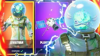 New LEVIATHAN FREE Skins Update! New Skins In Fortnite Battle Royale! (New Fortnite Skins Update)