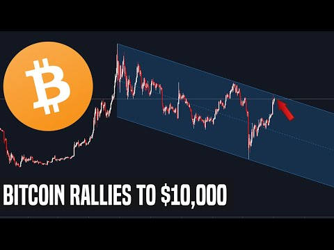 Bitcoin Rallies To $10,000   Here's What You Need To Know