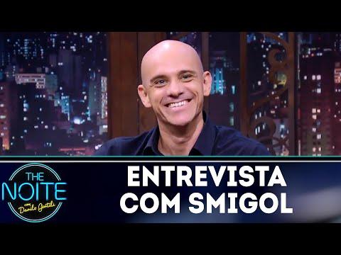 Entrevista com Smigol | The Noite (30/03/18)