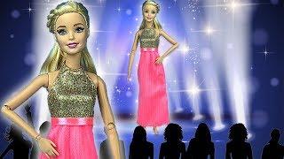 Barbie ve Ailesi Bölüm 179   Ceyda Defileye Çıkıyor - Çizgi film tadında evcilik oyunları