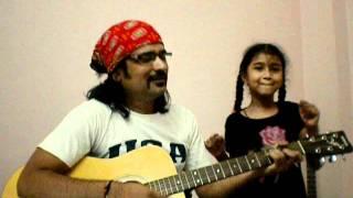 Hai Apna Dil tho Awara Guitar Chords...AVI