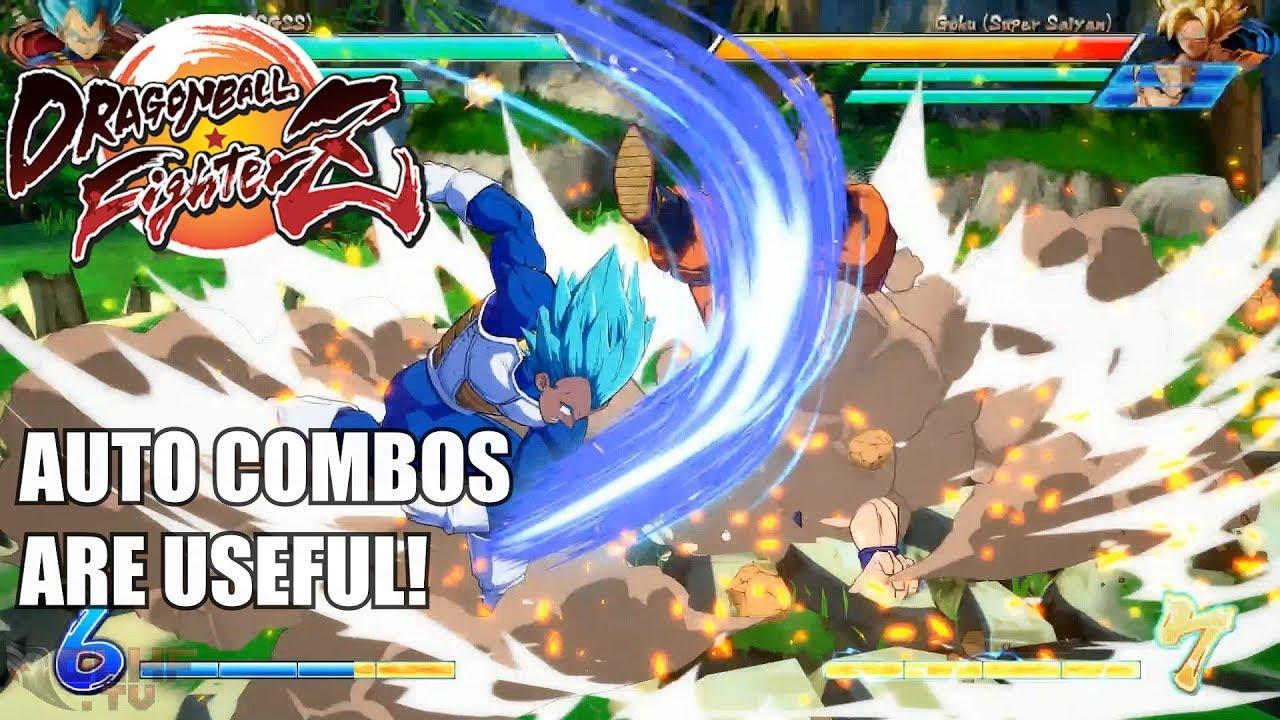 Dragon Ball FighterZ video roundup: Auto-combo exploration
