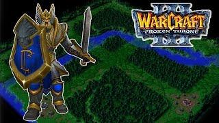 Survival Chaos Warcraft 3: давим всех!