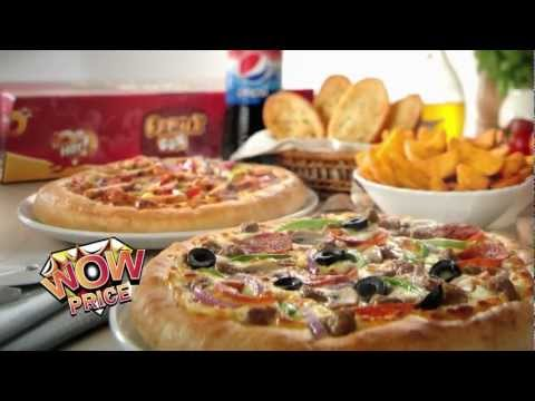 Pizza Hut Family Box English thumbnail