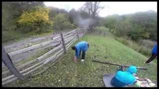 Рыбалка и отдых в горах. Закан. 21.10.14 www.zakan.ru