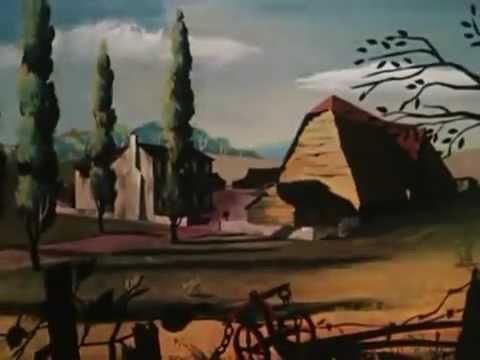 Rebelión en la granja (1953) español (animación) película
