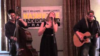 "Erika Cole, ""Love Strong"" LIVE at the Nashville Underground Radio One Year Anniversary"