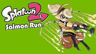 Going Overwatch! (Splatoon 2 Salmon Run)