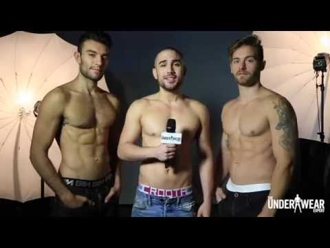 Groupd of latin guys doing a sexy dance gay underwear from YouTube · Duration:  1 minutes 45 seconds