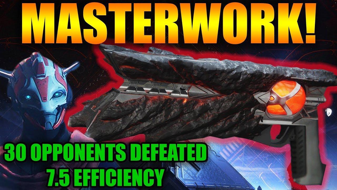 Destiny 2 | Masterwork Catalyst Sunshot Hand Cannon | PvP Gameplay Review  Future War Cult