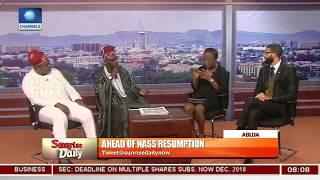 Okoye, Tanko Hint Looming Danger Over Unhealthy Nat'l Politics, 2019 E