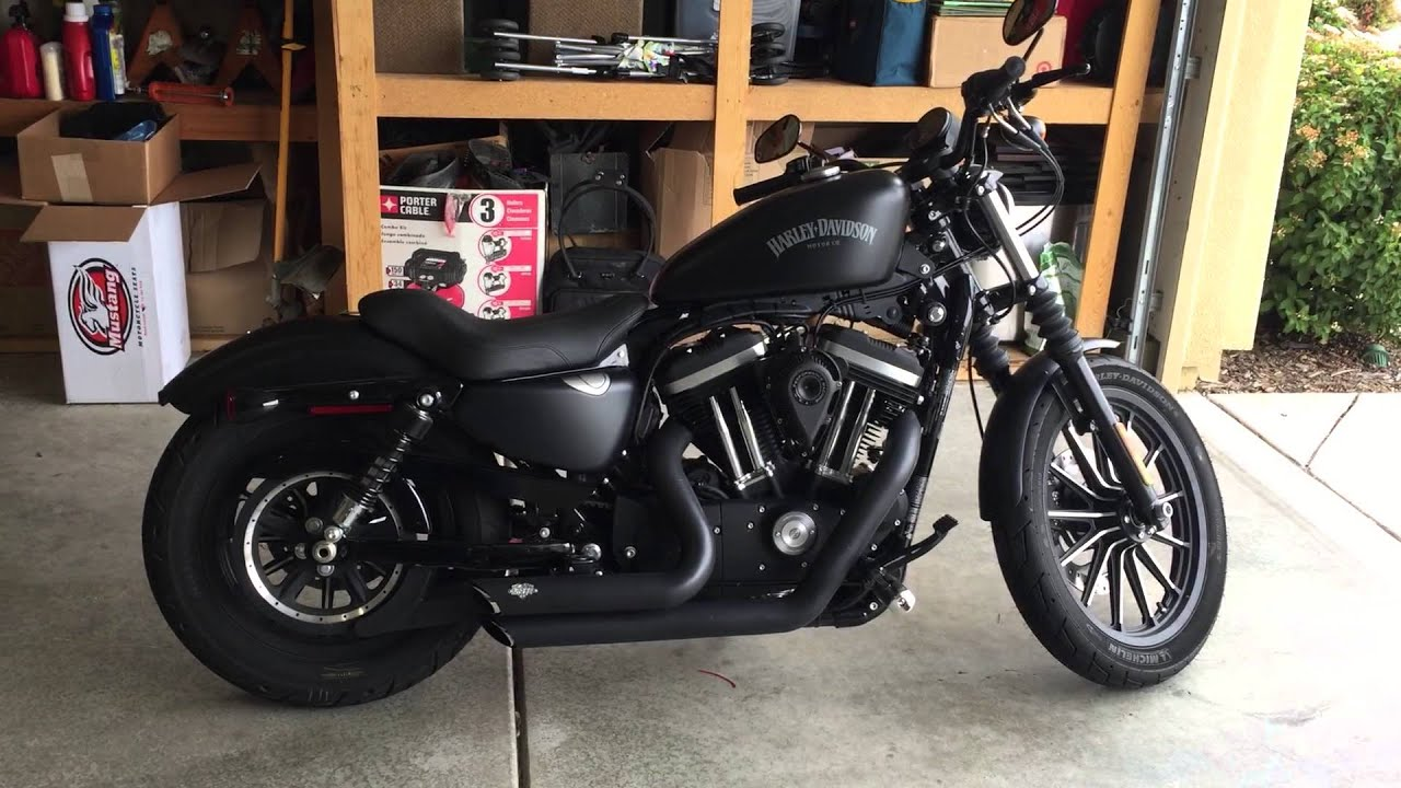 Harley Davidson Forward Control Kit Sportster