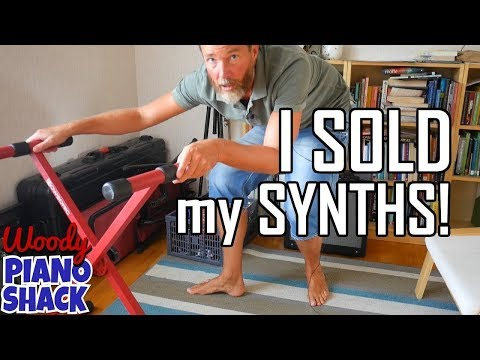 Sold my synths, here's what I kept